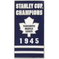 Toronto Maple Leafs - 1945 Stanley Cup Champs NHL Odznak