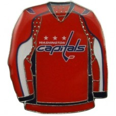 Washington Capitals - Jersey NHL Odznak