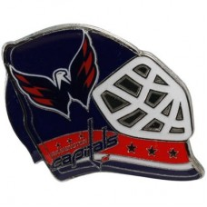 Washington Capitals - Goalie Mask NHL Odznak