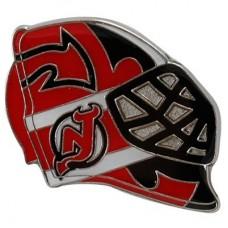New Jersey Devils - Goalie Mask NHL Odznak