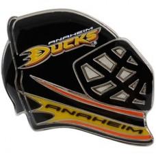 Anaheim Ducks - Goalie Mask NHL Odznak