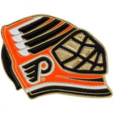 Philadelphia Flyers - Goalie Mask NHL Odznak