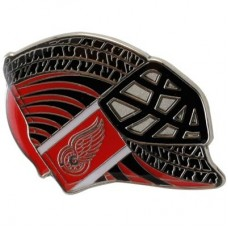 Detroit Red Wings - Goalie Mask NHL Odznak