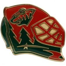 Minnesota Wild - Goalie Mask NHL Odznak