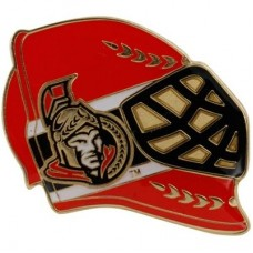 Ottawa Senators - Goalie Mask NHL Odznak