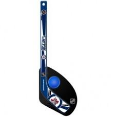 Winnipeg Jets Detská - Hat Trick Plastová NHL Mini Hokejka