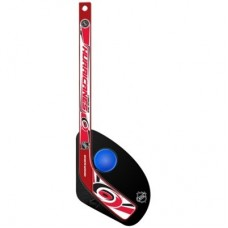 Carolina Hurricanes Detská - Hat Trick Plastová NHL Mini Hokejka