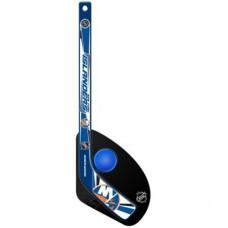 New York Islanders Detská - Hat Trick Plastová NHL Mini Hokejka