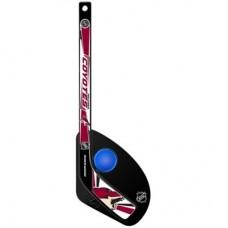 Arizona Coyotes Detská - Hat Trick Plastová NHL Mini Hokejka