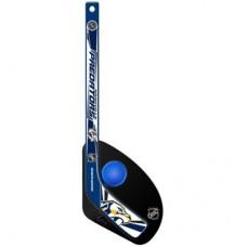 Nashville Predators Detská - Hat Trick Plastová NHL Mini Hokejka