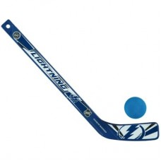 Tampa Bay Lightning Detská - Hat Trick Plastová NHL Mini Hokejka
