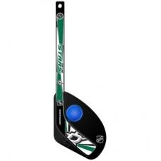 Dallas Stars Detská - Hat Trick Plastová NHL Mini Hokejka