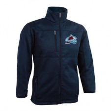 Colorado Avalanche detské - Bonded Fleece NHL Bunda