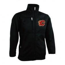 Calgary Flames - detská Bonded Fleece NHL Bunda