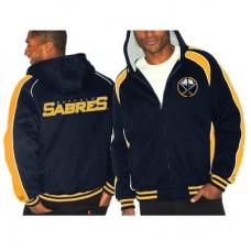 Buffalo Sabres - Full Zip Fleece NHL Bunda
