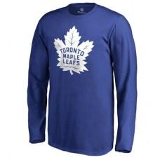Toronto Maple Leafs Detské - Primary Logo NHL Tričko s dlhým rukávom