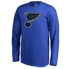 St. Louis Blues Detské - Primary Logo NHL Tričko s dlhým rukávom
