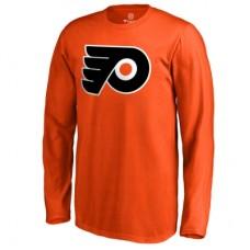 Philadelphia Flyers Detské - Primary Logo NHL Tričko s dlhým rukávom