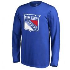 New York Rangers Detské - Primary Logo NHL Tričko s dlhým rukávom