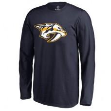Nashville Predators Detské - Primary Logo NHL Tričko s dlhým rukávom