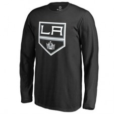 Los Angeles Kings Detské - Primary Logo NHL Tričko s dlhým rukávom