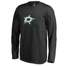 Dallas Stars Detské - Primary Logo NHL Tričko s dlhým rukávom