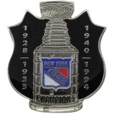 New York Rangers - Stanley Cup NHL Odznak