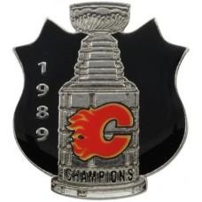 Calgary Flames - Stanley Cup NHL Odznak