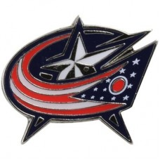 Columbus Blue Jackets - Team Logo NHL Odznak