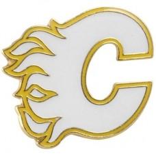 Calgary Flames - Vintage Logo NHL Odznak
