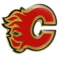 Calgary Flames - Team Logo NHL Odznak