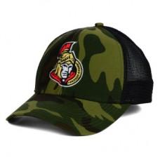Ottawa Senators - Camo Trucker LD NHL Čiapka