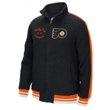 Philadelphia Flyers - CCM Full Zip IT NHL Track Bunda