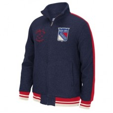 New York Rangers - CCM Full Zip IT NHL Track Bunda