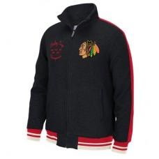 Chicago Blackhawks - CCM Full Zip IT NHL Track Bunda