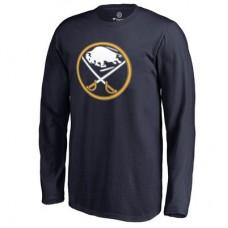 Buffalo Sabres Detské - Primary Logo NHL Tričko s dlhým rukávom