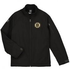 Boston Bruins Detská - Transitional Softshell NHL Bunda