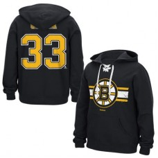 Boston Bruins - Zdeno Chara Honor Code NHL Mikina s kapucňou