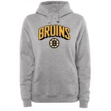 Boston Bruins Dámska - ThreeDee Pullover NHL Mikina s kapucňou