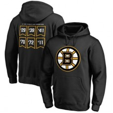 Boston Bruins - Raise the Banner NHL Mikina s kapucňou