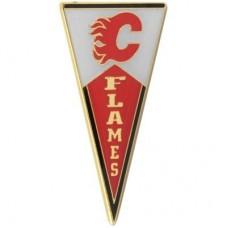 Calgary Flames - Pennant NHL Odznak
