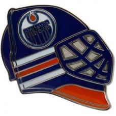 Edmonton Oilers - Goalie Mask NHL Odznak