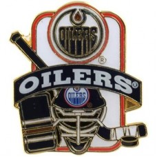 Edmonton Oilers - Equipment NHL Odznak