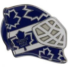 Toronto Maple Leafs - Goalie Mask NHL Odznak