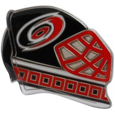 Carolina Hurricanes - Goalie Mask NHL Odznak