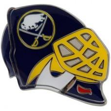 Buffalo Sabres - Goalie Mask NHL Odznak