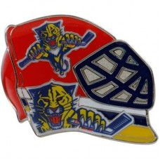 Florida Panthers - Goalie Mask NHL Odznak