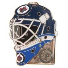 Winnipeg Jets - Mask NHL Odznak