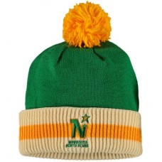 Minnesota North Stars - CCM Two Tone NHL Knit Čiapka