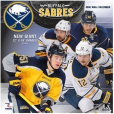 Buffalo Sabres - 2016 NHL Nástenný Kalendár